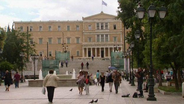 Nếu Hy Lạp không đạt được thỏa thuận với các chủ nợ thì nước này có thể phải rời eurozone