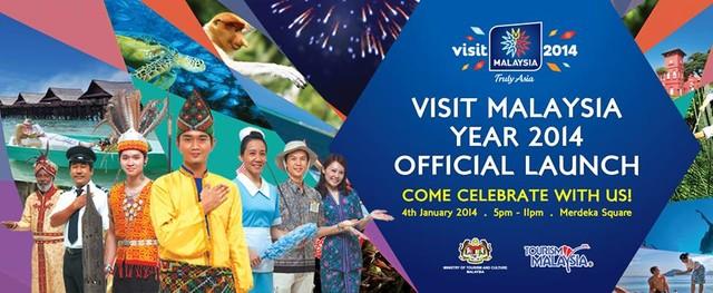 Quảng bá du lịch Malaysia Truly Asia.