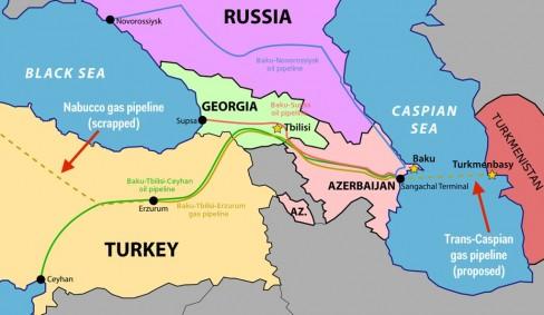 """Châu Âu đã thực hiện """"đường ống ước mơ"""" để chống lại Nga – Nó đã hoạt động"""