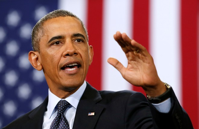 Với việc được trao TPA, Tổng thống Obama được kỳ vọng sẽ hoàn tất TPP trong năm nay. Ảnh: Reuters.