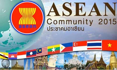 Trong giai đoạn hiện nay, Việt Nam tiếp tục dành ưu tiên cao đưa Cộng đồng ASEAN đi vào hiện thực. (ảnh: ITN)