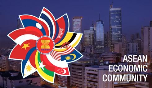ASEAN tiến tới một Cộng đồng kinh tế chung vào cuối năm 2015. (ảnh: KT)