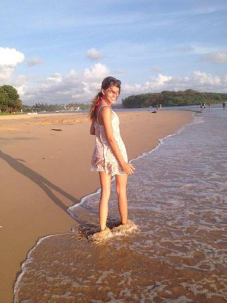 Elsemiek mới 17 tuổi khi cô thiệt mạng trên MH17. Ảnh: Abc.net.au