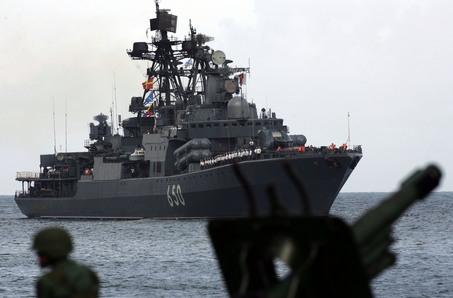 Hải quân Nga (ảnh minh hoạ)