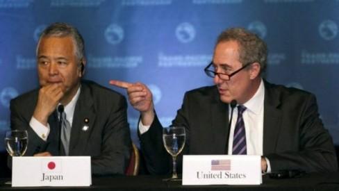 Hoa Kỳ và Nhật Bản là hai nền kinh tế quan trọng nhất trong nhóm các nước tham gia đàm phán TPP