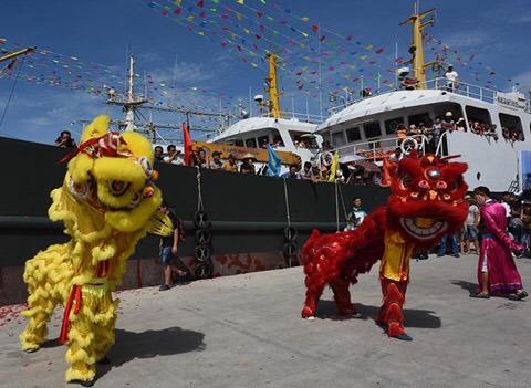 Tân Hoa Xã nói vào tháng 9 tới, số tàu cá ở Biển Đông có thể lên đến hơn 20.000 chiếc