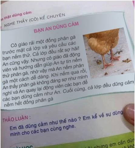 chickenpoop