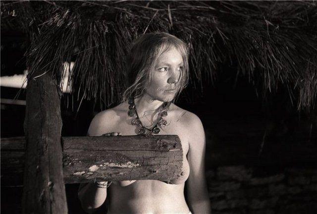 "Phim ""Andrei Rublev"", năm 1966."