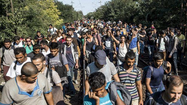 Không một quốc gia hay một liên minh kinh tế nào đủ mạnh để chấp nhận tất cả số người xin tị nạn từ Trung Đông và châu Phi?