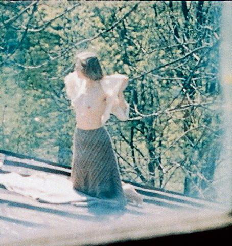 """Phim """"Con vật bị thương"""", năm 1976."""