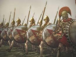Tầng lớp thứ hai trong xã hội Sparta đó là Perioikoi. Giai cấp này bao gồm những người tự do sinh sống ở các vùng đất thuộc thành bang hùng mạnh này nhưng không phải là công dân Sparta.