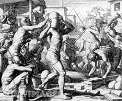 Tầng lớp này có quyền sở hữu đất đai nhưng một nửa thu hoạch của họ phải nộp cho người Sparta. Thêm vào đó, mỗi năm, tầng lớp nô lệ bị đánh đập 1 lần và bị bắt mặc quần áo làm từ da động vật. Đối với những nô lệ tìm cách bỏ trốn đều không tránh khỏi cái chết đau đớn.