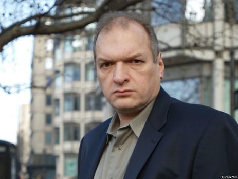 Nhà sử học Nga-Mỹ Yuri Felshtinsky