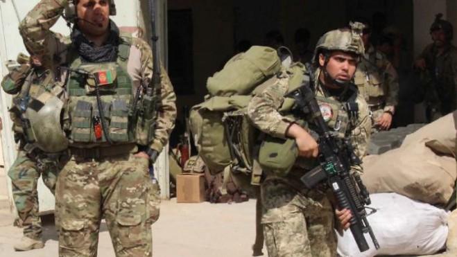 Lực lượng đặc biệt Afganistan chuẩn bị tấn công chiến binh Taliban