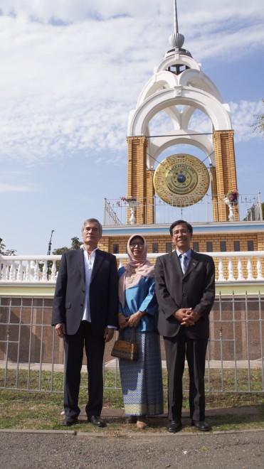 các đại sứ ASEAN