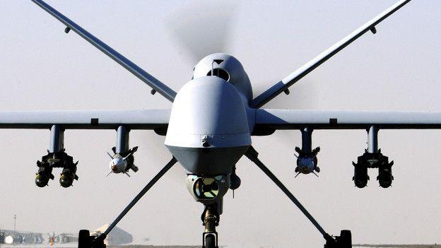 Chính phủ Anh sẽ thay thế 10 máy bay do thám Reaper đang phục vụ trong Không quân Hoàng gia bằng 20 máy bay do thám Protector, có khả năng bay với khoảng cách xa hơn và được trang bị với các tiện nghi hiện đại hơn