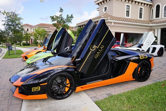 Hành trình siêu xe Gia Lai Rally năm nay sẽ bắt đầu vào ngày 7/11 từ Houston. Đoàn siêu xe sẽ di chuyển qua nhiều bang khác nhau trên đất Mỹ, với số lượng xe ban đầu 25 chiếc. Ở mỗi điểm dừng chân, số xe tham gia có thể tăng thêm khi người chơi xe tại địa phương nhập đoàn.