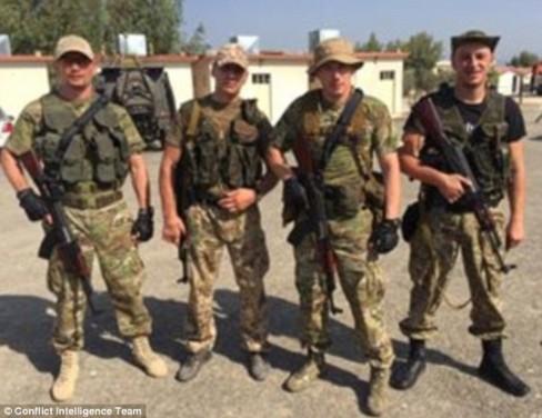 Một tấm ảnh của Ilya Gorelykh được đánh dấu vị trí địa lý ở Homs - Syria. Ảnh: CIT ------------ Xem thêm: Lính Nga 'xuất hiện' tại nhiều địa điểm ở Syria, http://vietbao.vn/The-gioi/Linh-Nga-xuat-hien-tai-nhieu-dia-diem-o-Syria/62033836/159/ Tin nhanh Việt Nam ra thế giới vietbao.vn