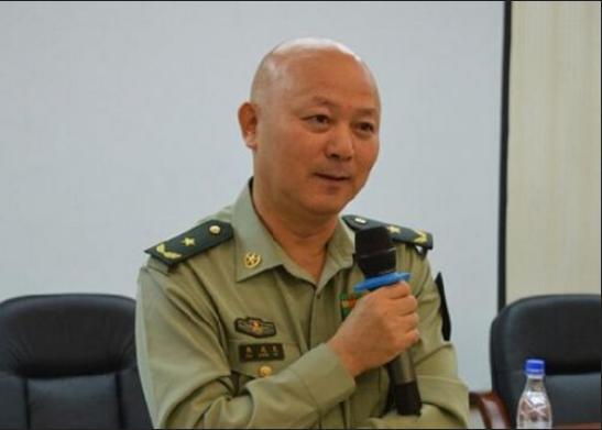 Chu Thành Hổ - nhà nghiên cứu Đại học Quốc phòng Trung Quốc