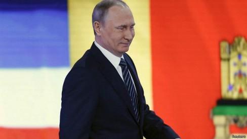 Putin là nhân vật trung tâm trong chính trị Nga nhưng cũng là thành viên của một nhóm nòng cốt