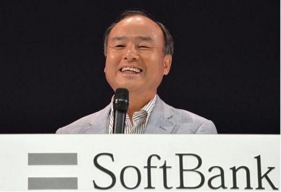 Chủ tịch Softbank Masayoshi Son (Ảnh: Internet)