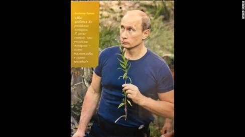 Tháng Ba: Tôi thích tất cả những phụ nữ Nga, riêng tôi nghĩ rằng phụ nữ Nga tài năng nhất và đẹp nhất