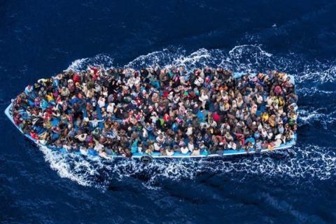 Châu Âu phải hứng chịu cuộc khủng hoảng di cư tồi tệ nhất