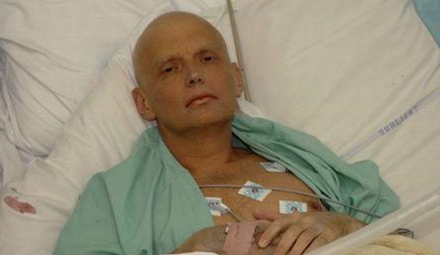 Cựu nhân viên KGB Alexander Litvinenko