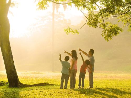 66% cư dân toàn cầu đang sống hạnh phúc - Ảnh: Shutterstock
