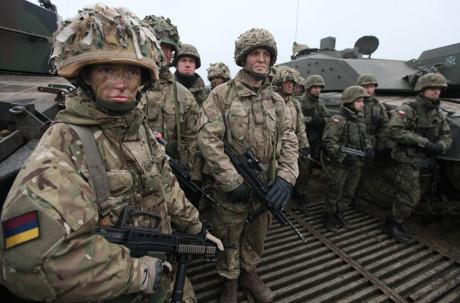 Nếu NATO và Mỹ gửi quân thường trực tới Ba Lan theo yêu cầu của Warsaw thì nguy cơ xung đột Nga-NATO sẽ leo thang (Ảnh minh họa)
