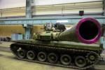 Oplot-M chính là thế hệ xe tăng mới nhất, tối tân nhất trong Quân đội Ukraine. Mẫu xe này được nghiên cứu và chế tạo tại nhà máy Malyshev ở thành phố Kharkov, phía Đông Nam Ukraine.