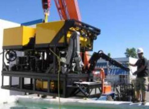 Tàu giải cứu ROV - Scorpion