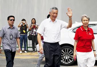 Thủ tướng Lý Hiển Long - Ảnh: Reuters