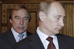 Tổng thống Putin và một người bạn ông, nghệ sĩ cello Sergei Roldugin