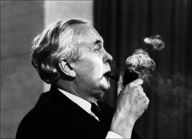 Thủ tướng Harold Wilson đưa Anh vào Thị trường chung châu Âu