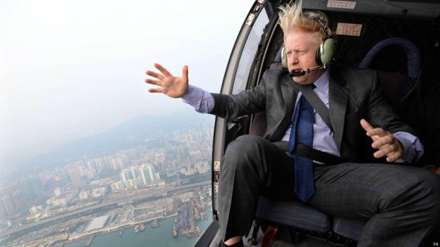 Boris Johnson thăm Hong Kong: nhiều giới ở Anh muốn tăng thương mại ngoài EU