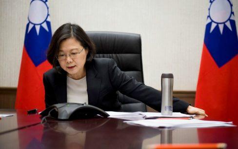 Tổng thống Đài Loan bà Thái Vân Anh