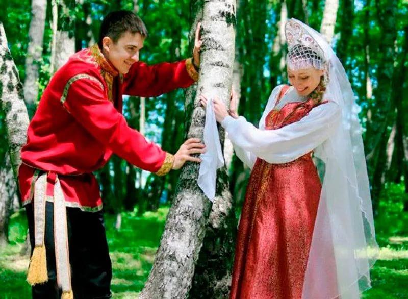 Первая брачная ночь: как это было на Руси